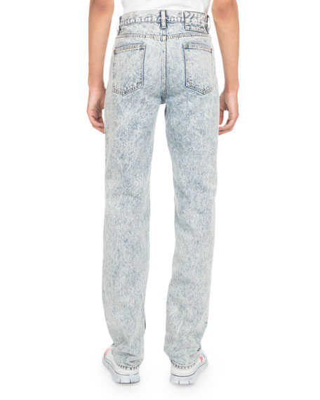 Stone Wash Jeans