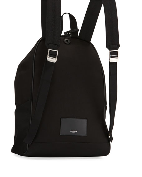 Men's YSL Nylon Backpack