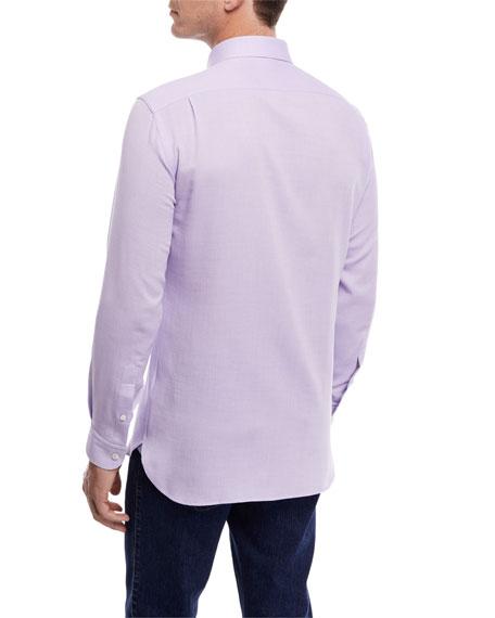 Piqu&#233 Cotton Sport Shirt
