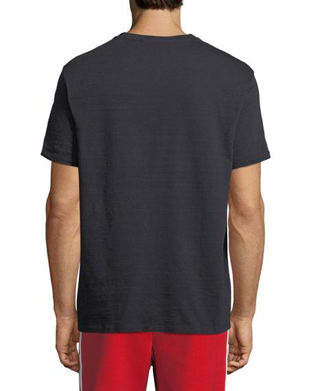 Minimalist Cubes Cotton T-Shirt