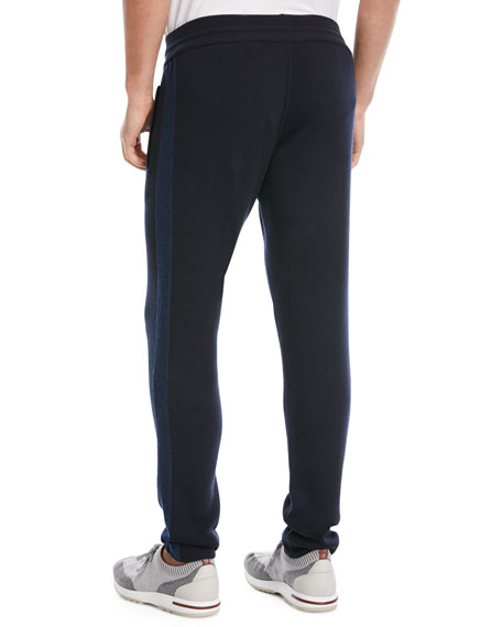 Cashmere Jogging Pants
