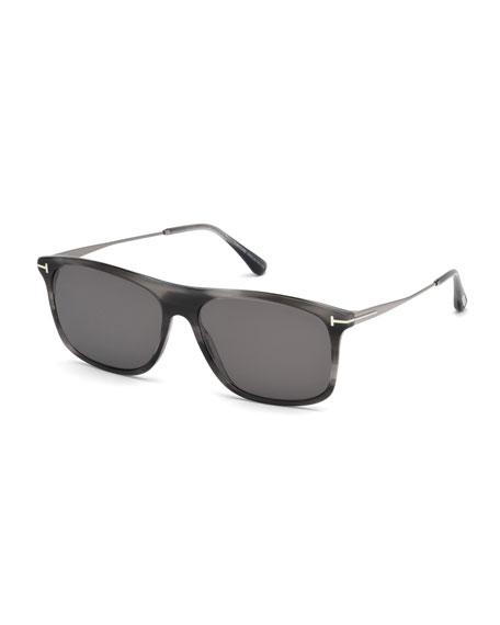 Max Rectangular Sunglasses