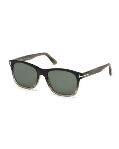 Eric Ombre Acetate Sunglasses