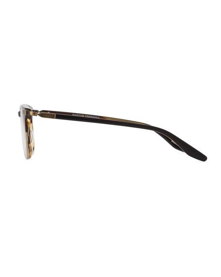 Men's Lautner Two-Tone Acetate  Reading Glasses-2.0