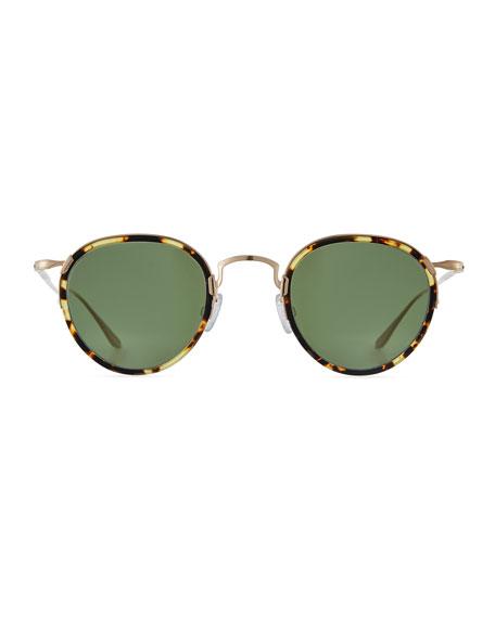 Aalto Matte Metal Sunglasses