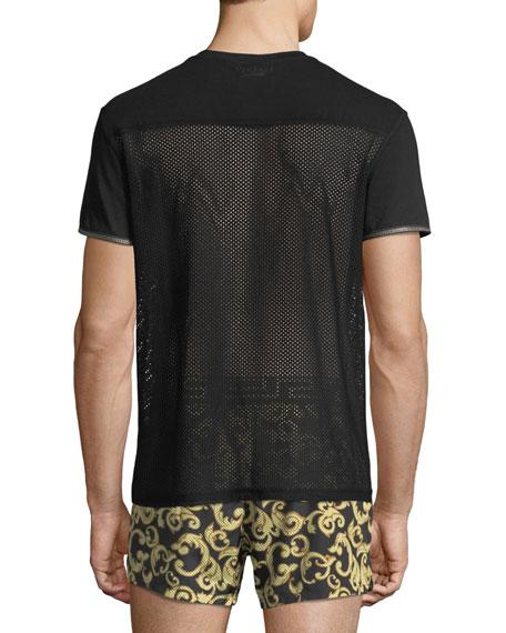 Short-Sleeve Net T-Shirt