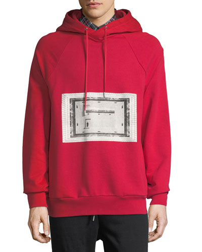 Bobo Graphic French Terry Hoodie
