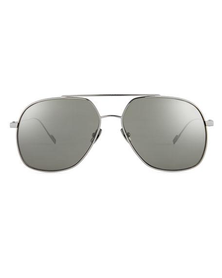 0cb66c09bd3 Saint Laurent SL 192 Titanium Sunglasses