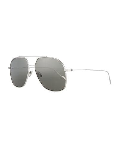 SL 192 Titanium Sunglasses, Gray