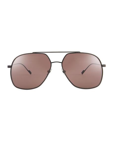 SL 192 Titanium Sunglasses, Black