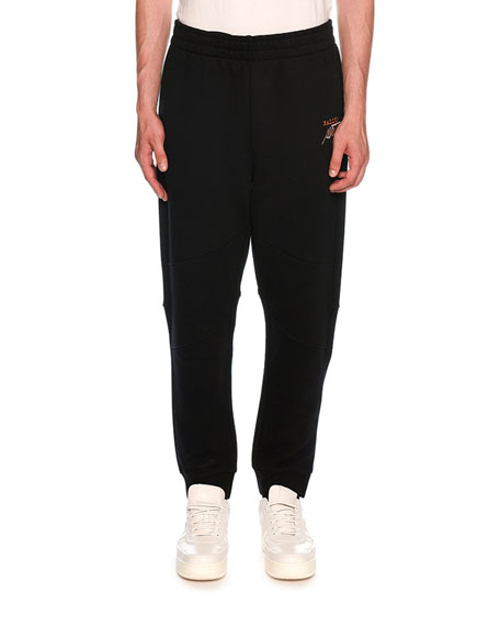Fleece Tracksuit Pants