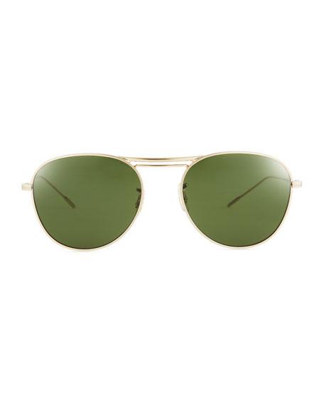 Cade 30th Anniversary Sunglasses, Green