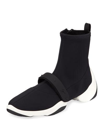 Men's High-Stretch Runner Sneakers