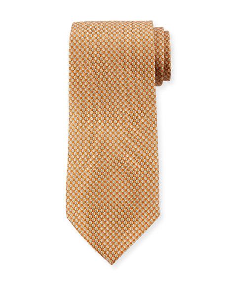 Volleyball Silk Tie