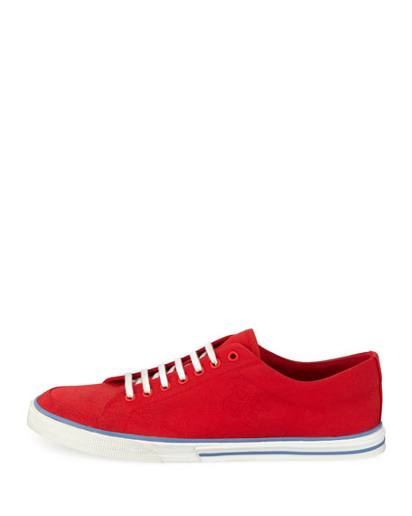 Men's Match Canvas Low-Top Sneakers