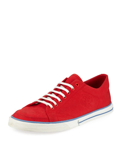 Match Canvas Low-Top Sneaker