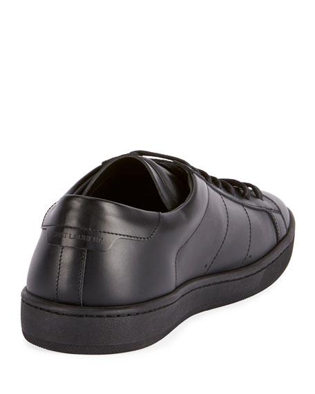 526fca1f5e3bd Saint Laurent SL/01 Men's Leather Low-Top Sneaker