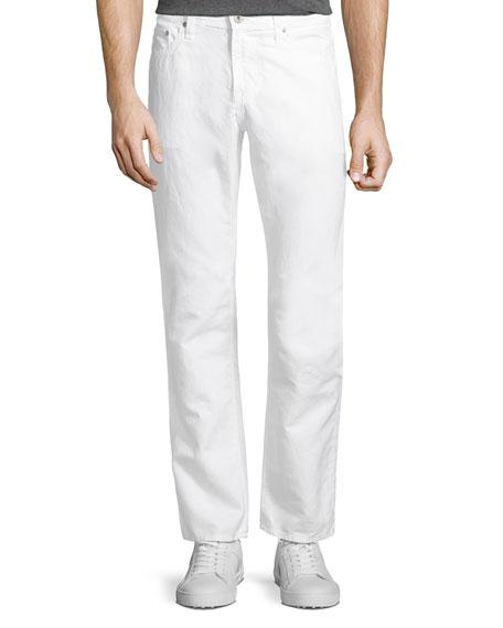 Graduate Sulfur Linen/Cotton Jeans