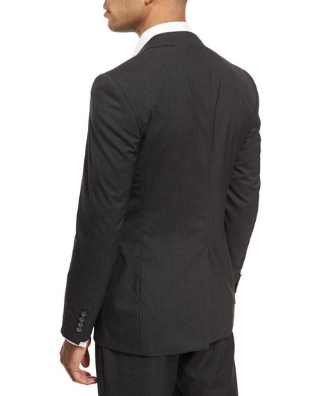 Attitude Two-Button Soft Jacket