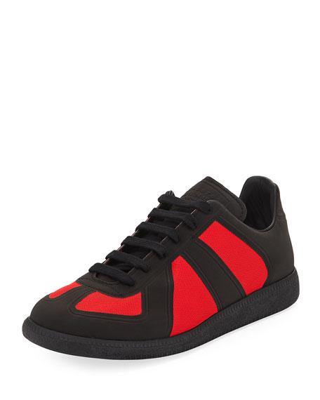 Men's High Frequency Replica Low-Top Sneakers