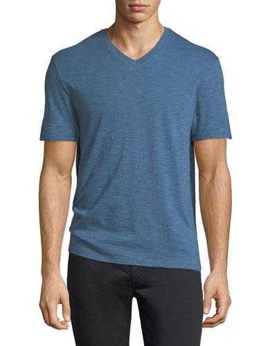 V-Neck Jersey T-Shirt