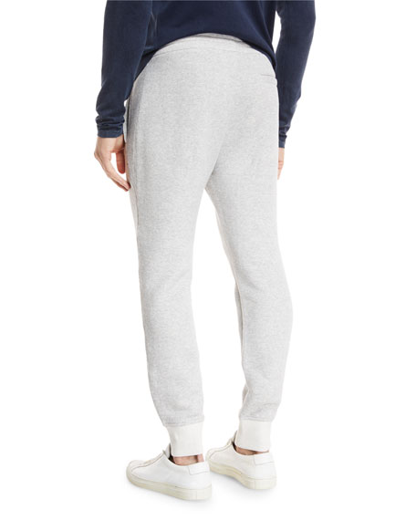 Plush Cotton Sweatpants
