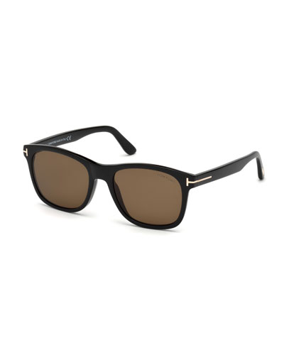 Eric Square Acetate Sunglasses