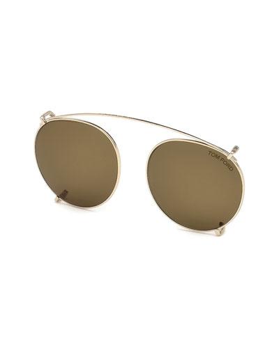 Clip-On Sunglass Lenses