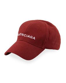 Balenciaga Classic Logo Snapback Baseball Cap 15fc6bc180b6