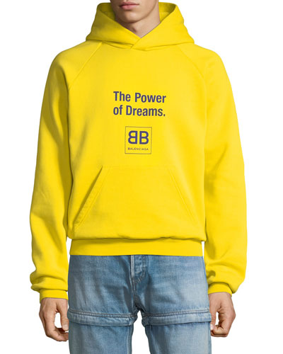 Power of Dreams Graphic Hoodie
