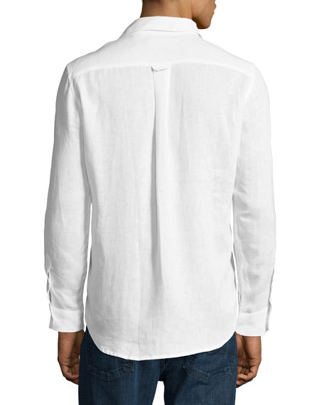 Monaco Linen Sport Shirt