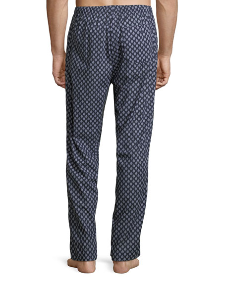 Nelson 64 Graphic Cotton Lounge Pants