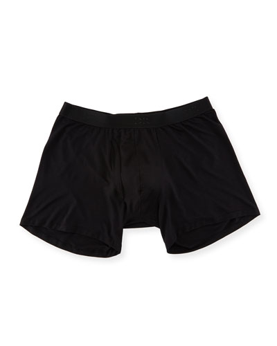 Alex Stretch Jersey Trunk Boxer Briefs (Longer Leg)