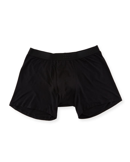 Alex Stretch Jersey Trunk Boxer Briefs (Longer Leg)