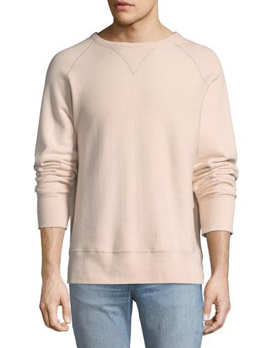 Men's Racer Cotton Sweatshirt