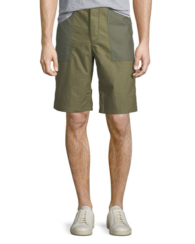Men's Two-Tone Field Shorts