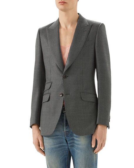 Formal Mitford Wool Jacket