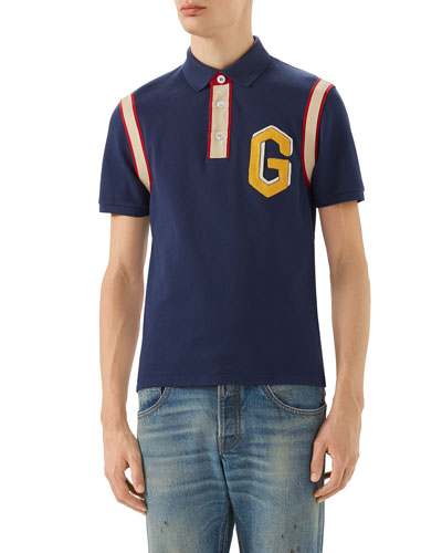 Graphic-G Polo Shirt