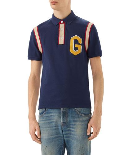 Graphic-G Polo Shirt