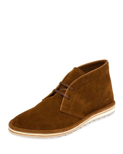 Yankee Suede Chukka Boot