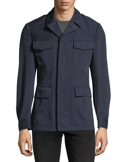 4-Pocket Safari Jacket