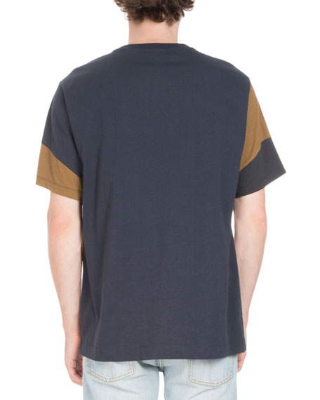 Hector Pieced Square T-Shirt