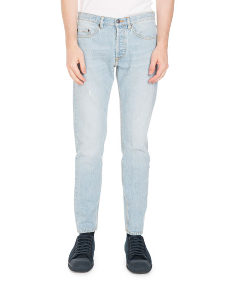 Pender Light Wash Skinny Jeans