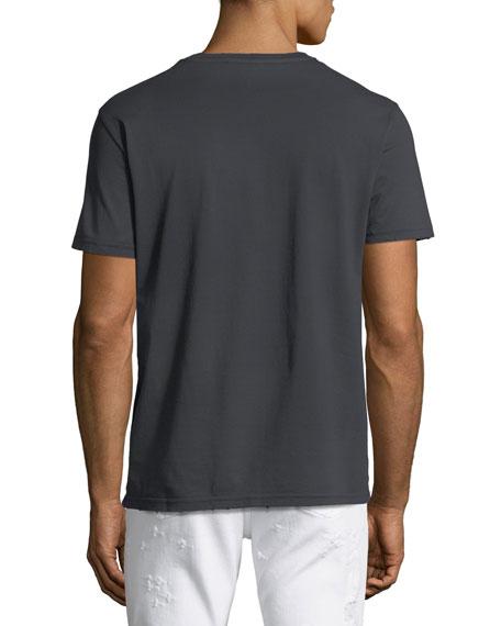 Graphic Logo Cotton T-Shirt
