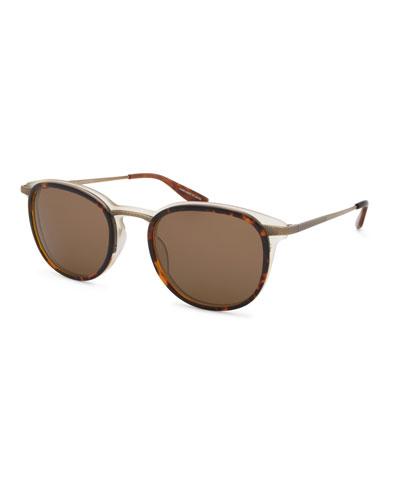 Shulman Tortoiseshell Sunglasses