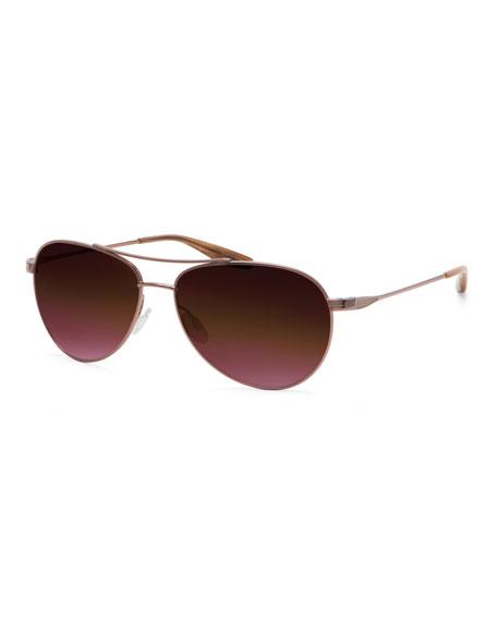 Lovitt Aviator Sunglasses