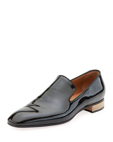 Men's Colonnaki Patent Leather Loafer