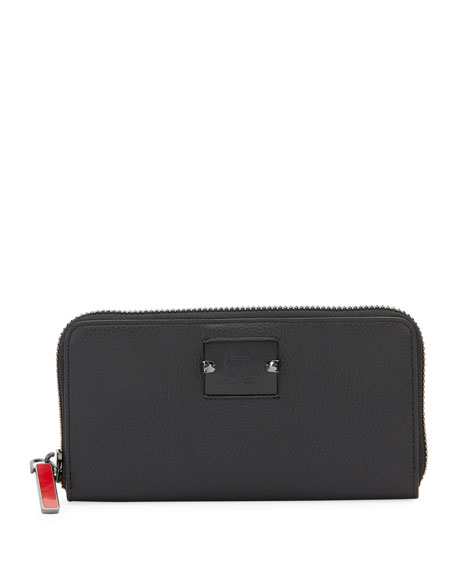 Christian Louboutin Men's Panettone Zip Wallet