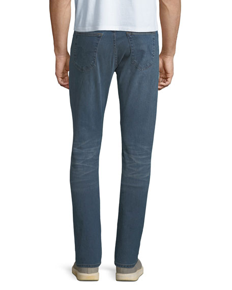 Everett Slim Straight-Leg Jeans