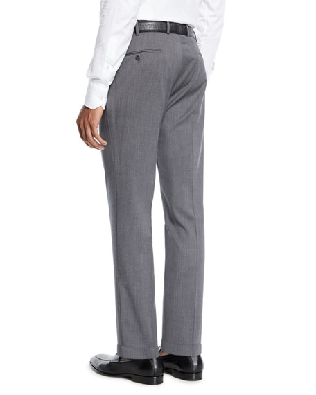 Men's Sergio Wool Dress Pants